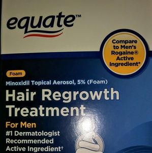 Mens Rogaine foam Generic Branded